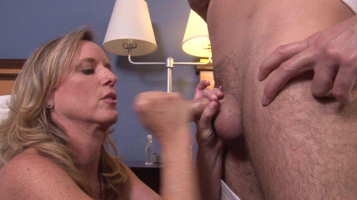 Streaming porn video still #10 from Hot MILF Handjobs #4