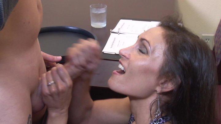 Streaming porn video still #1 from Hot MILF Handjobs #4
