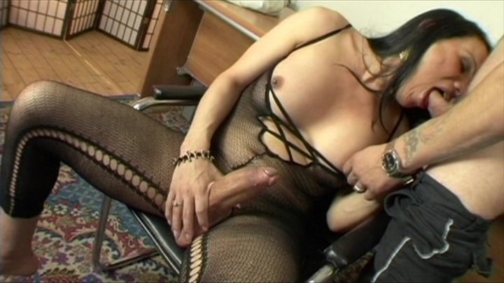 Streaming porn video still #3 from World's Biggest Transsexual Cocks #6, The