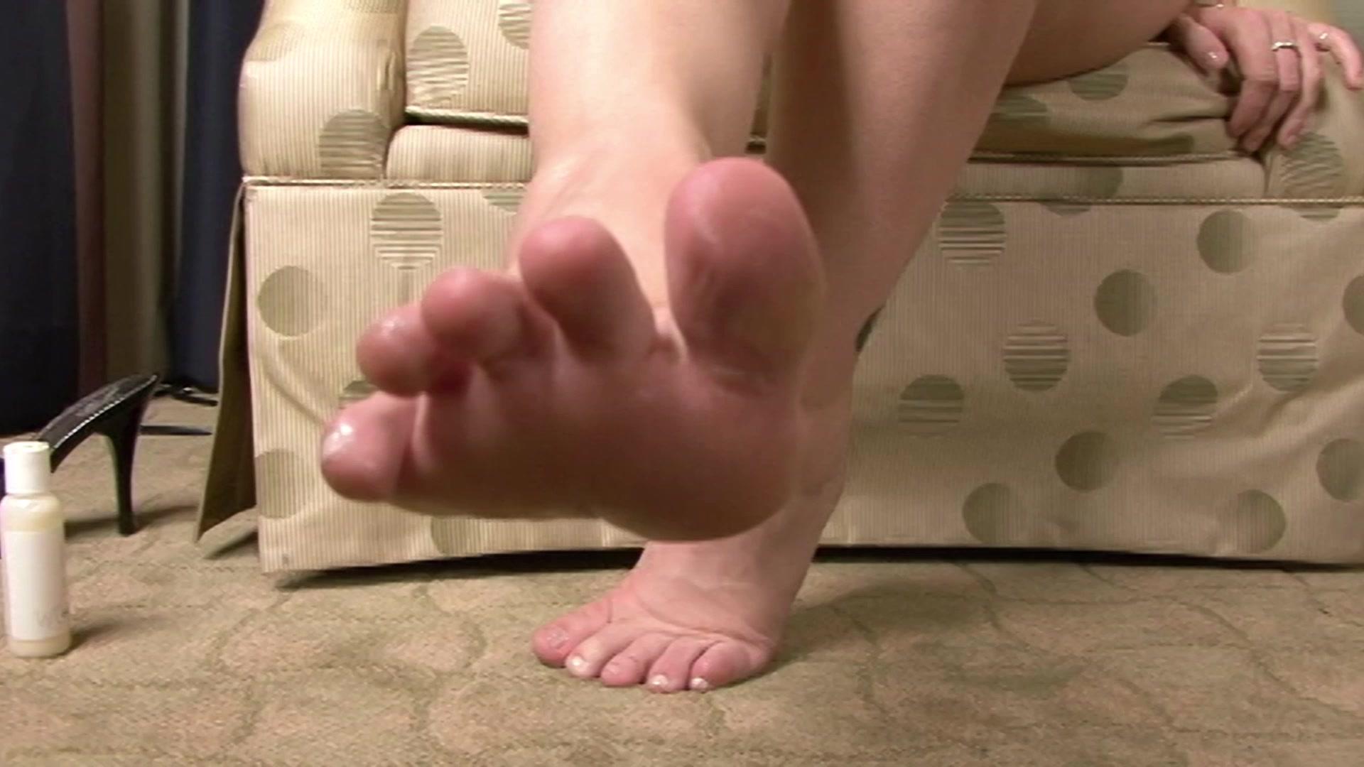 feet on demand