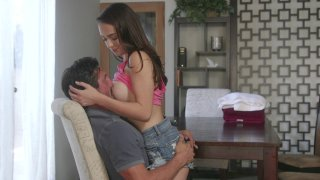 Streaming porn video still #1 from Stepfather's Desires, A