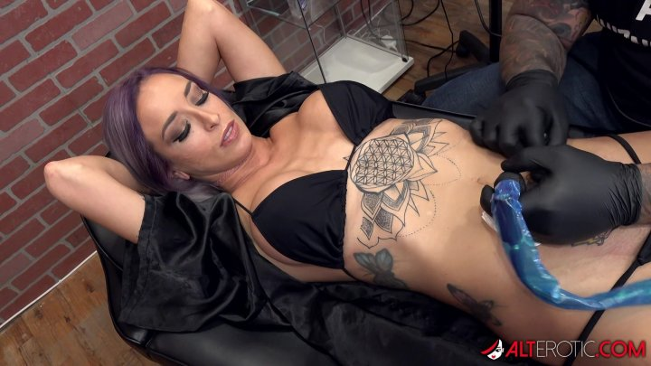 Streaming porn video still #1 from My Tattoo Girls 3