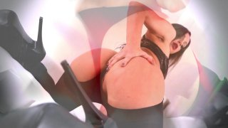 Streaming porn video still #3 from Horny & All Alone 5