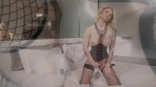 Streaming porn video still #4 from Horny & All Alone 5