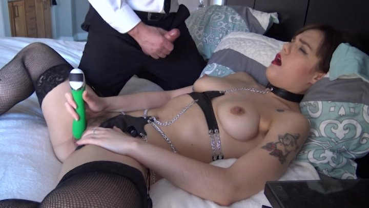 Streaming porn video still #1 from Play With Your Cunt, Bitch