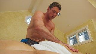 Streaming porn video still #2 from Trans Massage