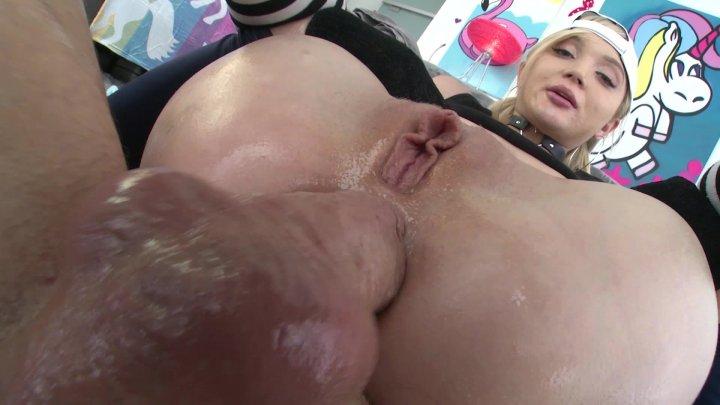 Streaming porn video still #2 from True Anal Training Vol. 4