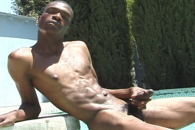 Streaming porn video still #1 from Black Men Home Alone #2