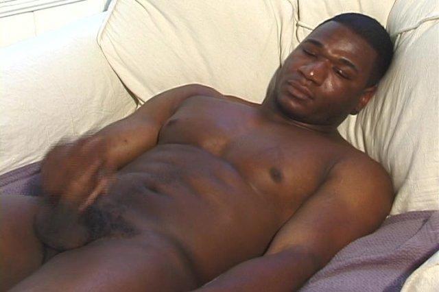 Streaming porn video still #4 from Black Men Home Alone #2