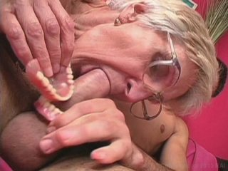 Streaming porn video still #7 from Old Toothless Whores 2