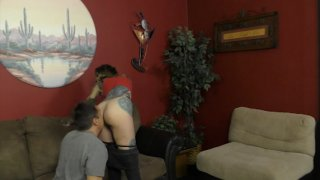 Streaming porn video still #2 from Mean Amazon Bitches 9