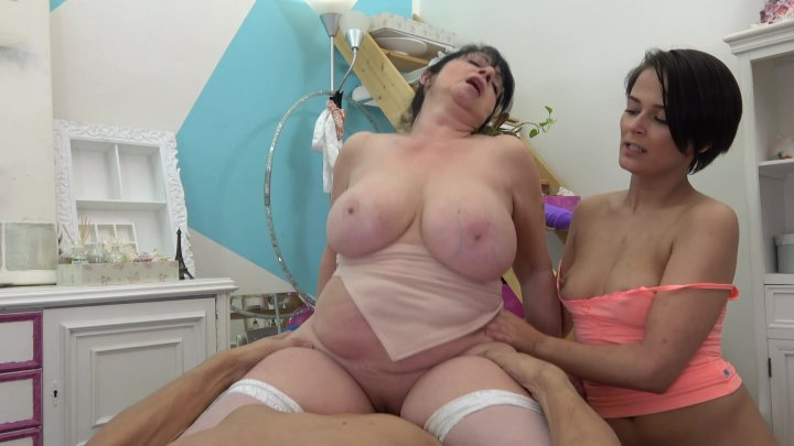 Streaming porn video still #1 from Totally Fucked Up Grandparents