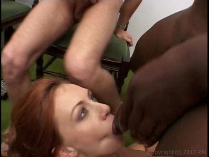 Rough gangbang auditions