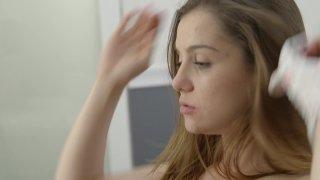 Streaming porn video still #4 from Lesbian Romance 3, A
