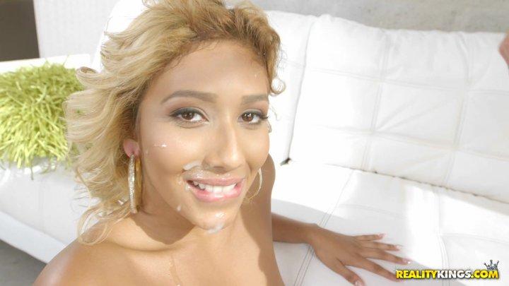Streaming porn video still #2 from Poppin' Latin Pussy Vol. 3
