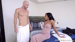 Streaming porn video still #1 from Brazzers Goes Black