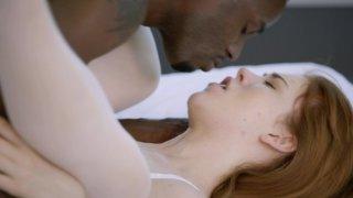 Streaming porn video still #4 from My First Interracial Vol. 5
