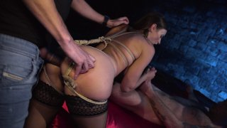 Streaming porn video still #8 from Claire Desires of Submission