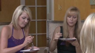 Streaming porn video still #1 from Mother-Daughter Exchange Club Part 7