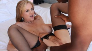 Super MILF Julia Ann Wants a Taste of King Mandingo's BBC