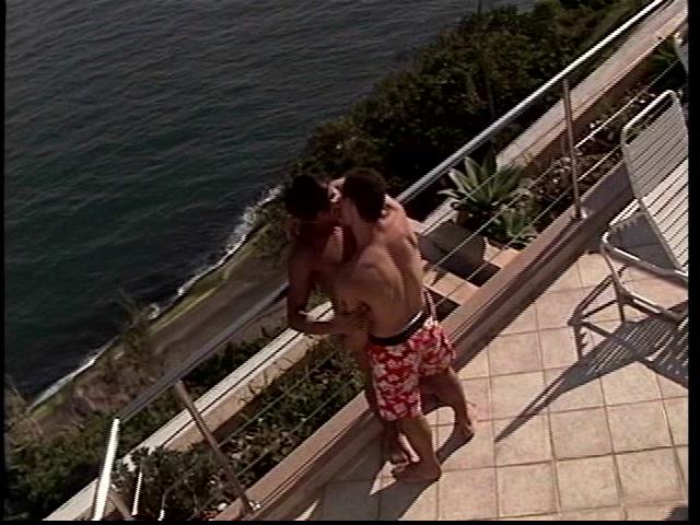 Brazilian cock club scene 3