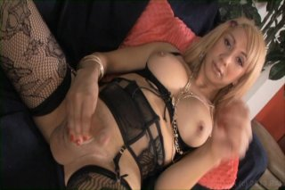 Streaming porn video still #1 from She-Male Strokers 38