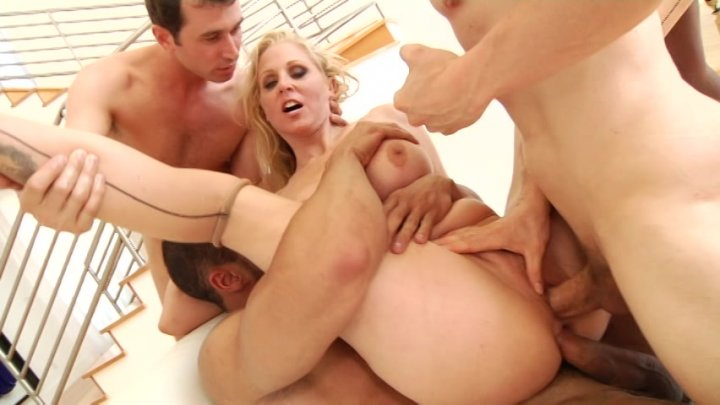 Red tube swingers