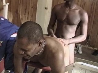 Streaming porn scene video image #7 from Black Meat Workout