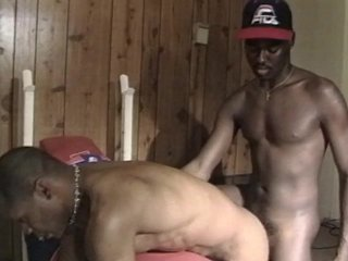 Streaming porn scene video image #8 from Black Meat Workout