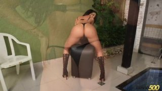 Streaming porn video still #1 from Big Booty T Girls Vol. 11