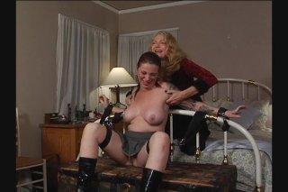 Streaming porn video still #6 from Very Best Of Tied N Tickled, The