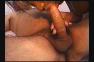 Streaming porn scene video image #3 from Bald Fat Guy Bangs Hot Tranny