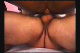 Streaming porn scene video image #7 from Bald Fat Guy Bangs Hot Tranny