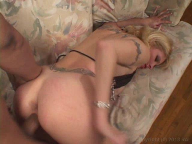 Streaming porn video still #1 from Big White Tits & Big Black Dicks #3