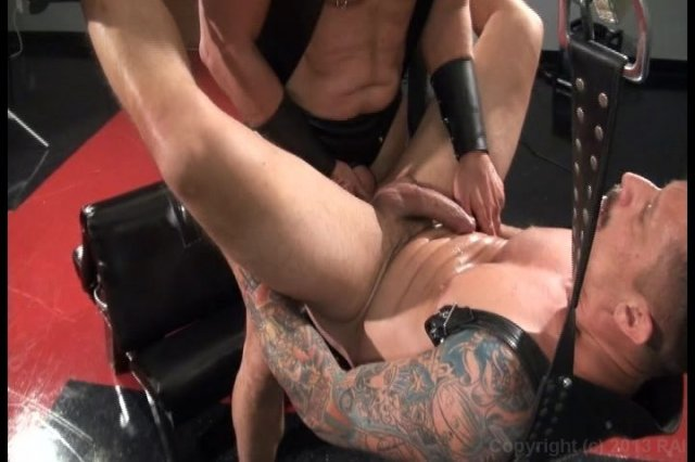 Streaming porn video still #5 from Daddy Raunch