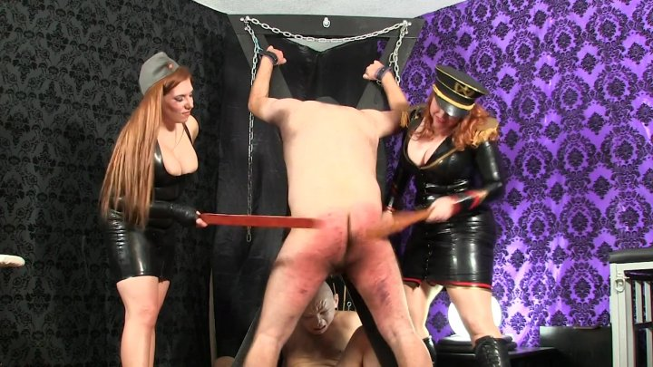 Streaming porn video still #1 from Femdom Fatale 9: Corporal Punishment