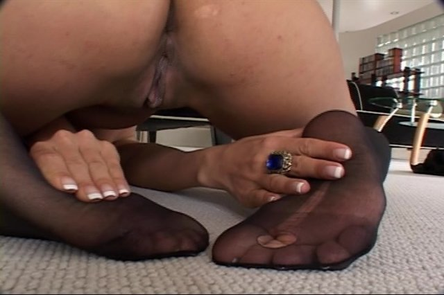 Streaming porn video still #1 from Barefoot Confidential 37