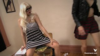 Streaming porn video still #6 from Return Of The FemDoms