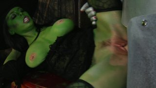 Streaming porn video still #8 from Not The Wizard Of Oz XXX
