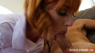 Streaming porn video still #2 from Porn Stars Get Stuffed