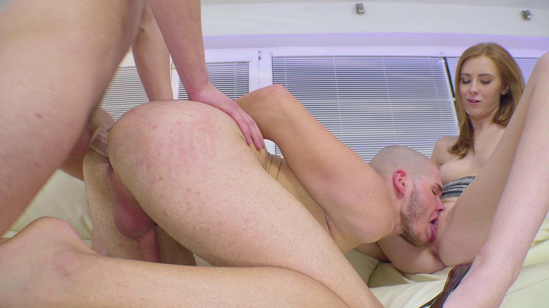 Slave ass destroy gay