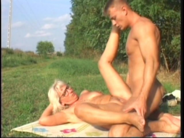 Streaming porn video still #1 from Grannies Hungry Pussy Hole