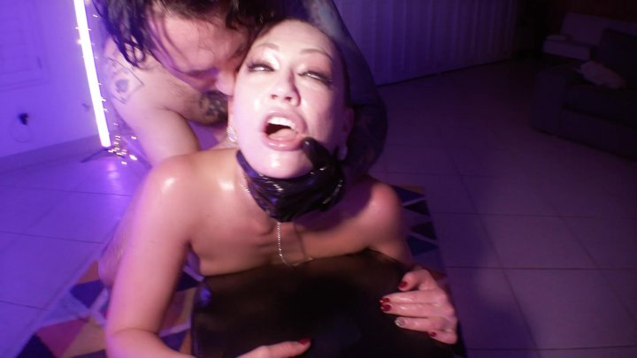 Streaming porn video still #1 from Oiled & Spoiled 2