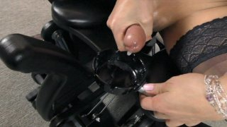 Streaming porn video still #9 from She-Male Strokers 85