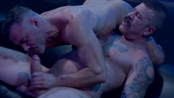 Streaming porn video still #2 from Rocco Steele: Daddy Hole Destroyer