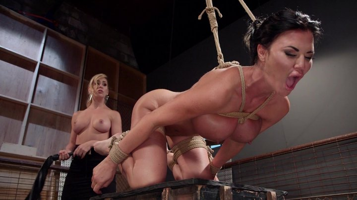 Streaming porn video still #2 from Cherie DeVille Is Kinky