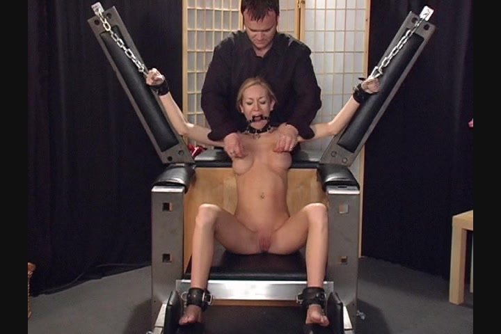 Free Video Preview image 3 from Bondage Fuck Chair, The