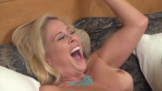 Streaming porn video still #4 from Neighborhood Moms Down To Fuck 2