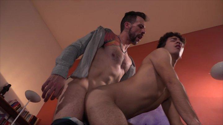 Streaming porn video still #2 from Daddy Loves Dicks