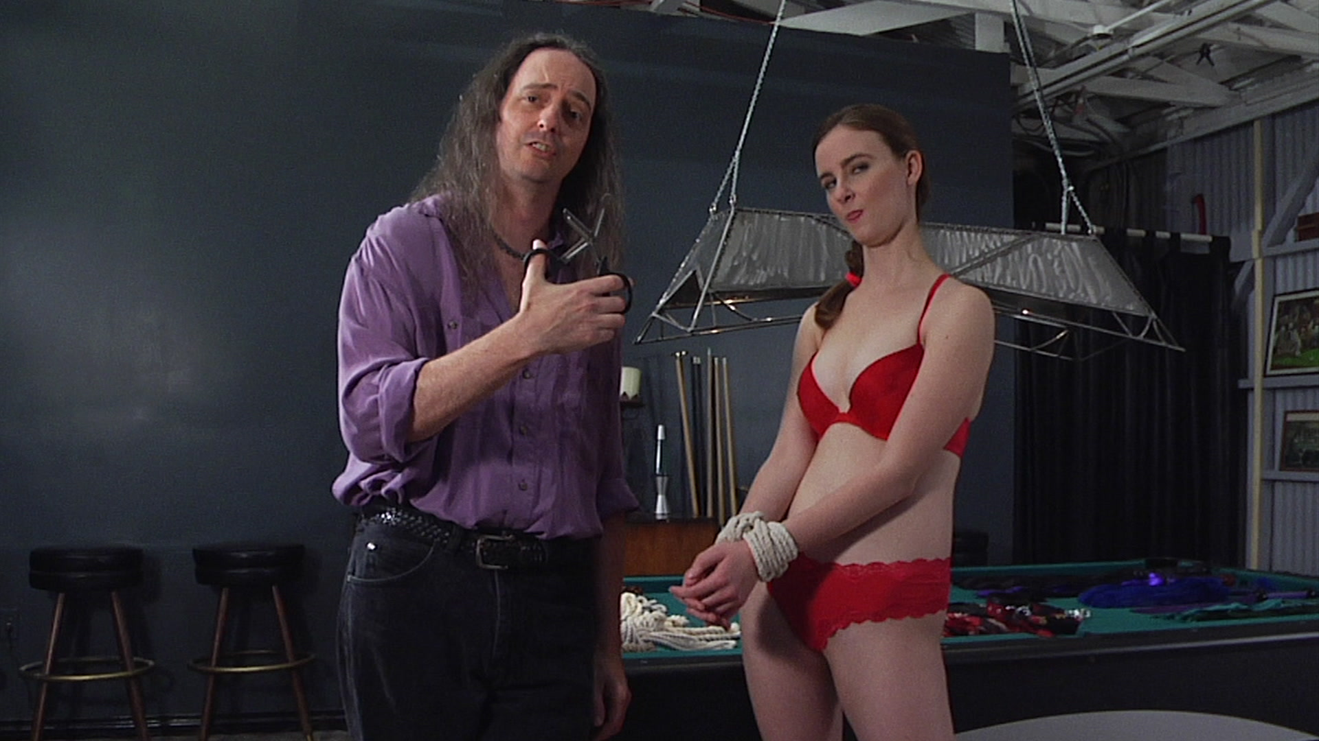 Home bdsm video trailers damn good, she's
